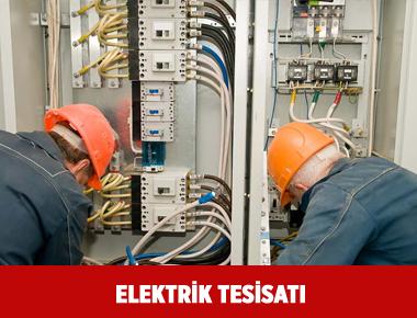 Elektrik tesisatı